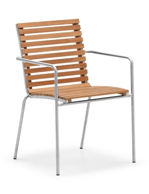 Houston Dining Arm Chair teak